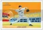 2010 Topps Chicle Baseball John Maine