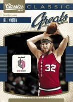 09/10 Panini Classic Greats Bill Walton