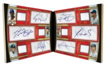 2010 Triple Threads Sick 6 AUTO Card