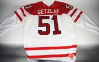Ryan Getzlaf 2010 Team Canada Game Worn Jersey