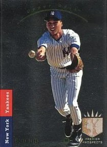 Derek Jeter 1993 Upper Deck SP Rookie Card