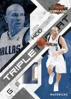 Jason Kidd 2009/10 Panini Threads Basketball Triple Threat