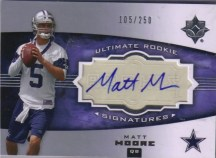 2007 Ultimate Collection Matt Moore RC