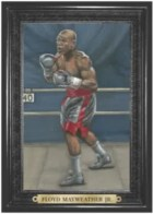 2010 Ringside Boxing Floyd Mayweather Jr Turkey
