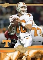 2010 NCAA Sweet Spot Peyton Manning Base Card