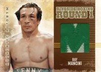 2010 Ringside Boxing Ray Mancini Patch