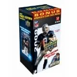 2009 Upper Deck First Edition Football Trading Cards - Blaster Box