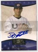 Danny Espinosa USA Autograph