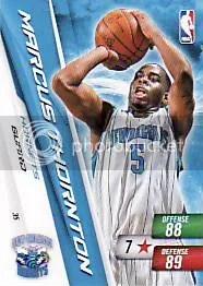 2010-11 Adrenalyn NBA Series 2 Marcus Thornton Free Code
