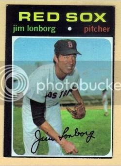 1971 Topps Jim Lonborg #577