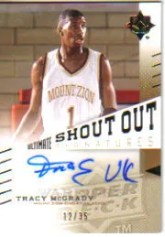 2010/11 Ultimate Shout Out Tracy McGrady