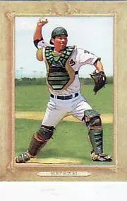 2010 Topps Series 2 Kurt Suzuki Turkey Red