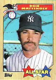 2010 Topps Series 2 Don Mattingly Cards Your Mom Threw Out