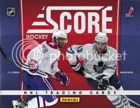 2010/11 Score Hockey