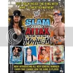 2010 Slam Attax Mayhem Blister Box