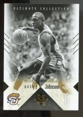 2010/11 Avery Johnson Ultimate Collection Base Card