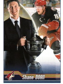 10/11 Panini NHL Stickers Shane Doan