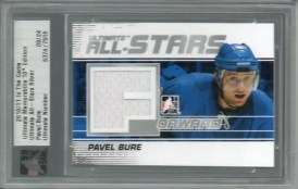 10/11 ITG Ultimate All-Stars Pavel Bure