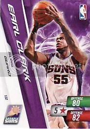 2010-11 Adrenalyn Earl Clark Free Code NBA2