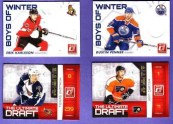 2010/11 Donruss Boys of Winter Steve Ott