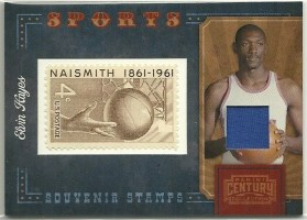 2010 Century Collection Elvin Hayes Sports Stamp