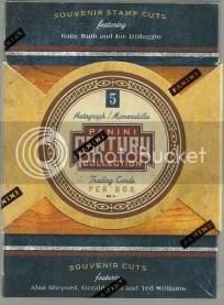 2010 Panini Americana Century Collection Box
