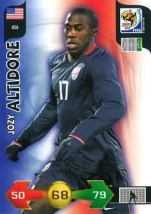 2010 Adrenalyn World Cup Jozy Altidore Fifa XL