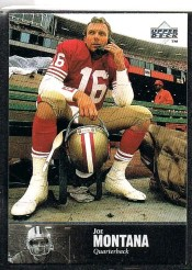 1997 Upper Deck Legends Joe Montana
