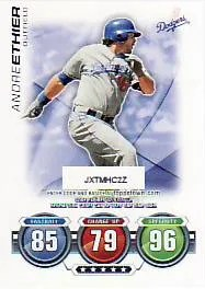 2010 Topps Attax Andre Ethier