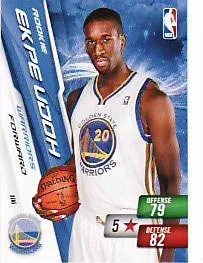 2010-11 Adrenalyn NBA Series 2 Ekpe Udoh Code