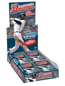 2010 Bowman Draft Picks and Prospects Baseball Hobby Box