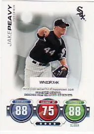 2010 Topps Attax Jake Peavy