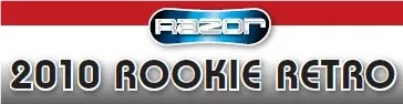 2010 Razor Rookie Retro Box Preview