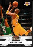 2010/11 Panini Threads Kobe Bryant Base Card