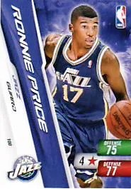 2010-11 Ronnie Price Utah Jazz Free NBA 2 Code