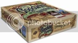 2011 Goodwin Champions Hobby Box