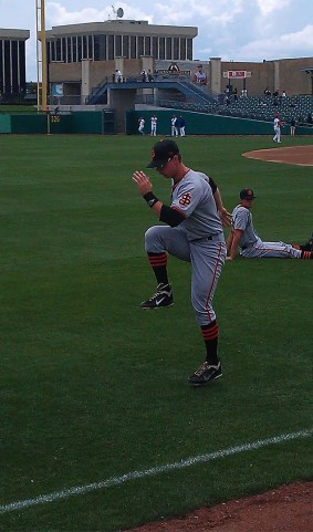San Francisco Giants Top Prospect Gary Brown San Jose Minor Leagues