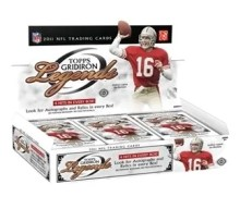 2011 Topps Gridiron Legends Football Checklist