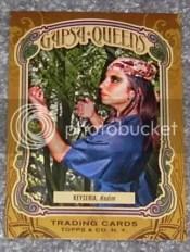 2011 Topps Gypsy Queen Keyseria Hadim #GQ4