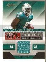 2011 Panini Absolute Daniel Thomas Rookie RC Cards
