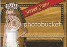2011 Panini Americana Screen Gems Willa Ford