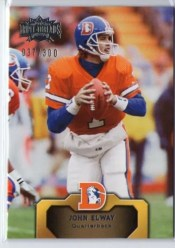 2011 Topps Triple Threads John Elway Base