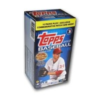 2012 Topps Series 1 Baseball Retail Blaster Box