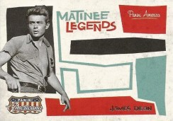 2011 Panini Americana James Dean Matinee Legends