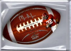 2011 Leaf Ultimate Mark Ingram Football Autograph