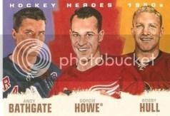 2011-12 UD Series 1 Hockey Heroes Art