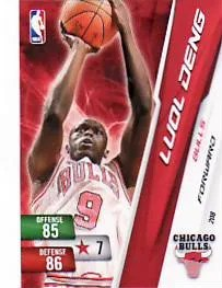 2010-11 Luol Deng Free Adrenalyn NBA 2 Code