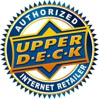 Upper Deck Authorized Retailer Seal