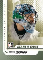 2010/11 ITG Between The Pipes Roberto Luongo Stars of the Game Base Card
