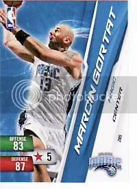 2010-11 Marcin Gortat Free Adrenalyn NBA 2 Code